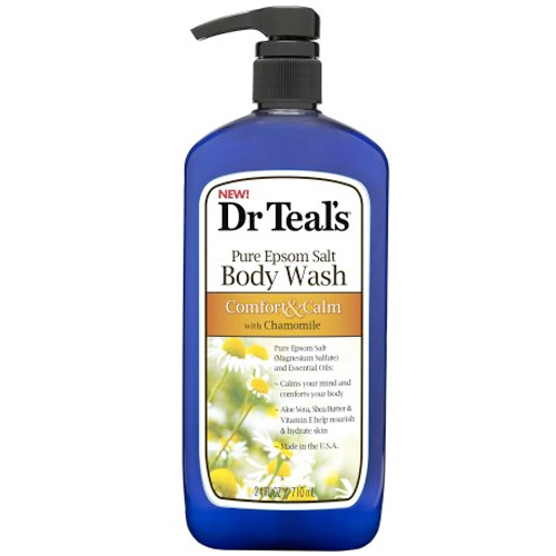 Dr Teals Chamomile Body Wash