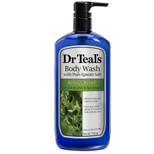 Relax & Relief Body Wash